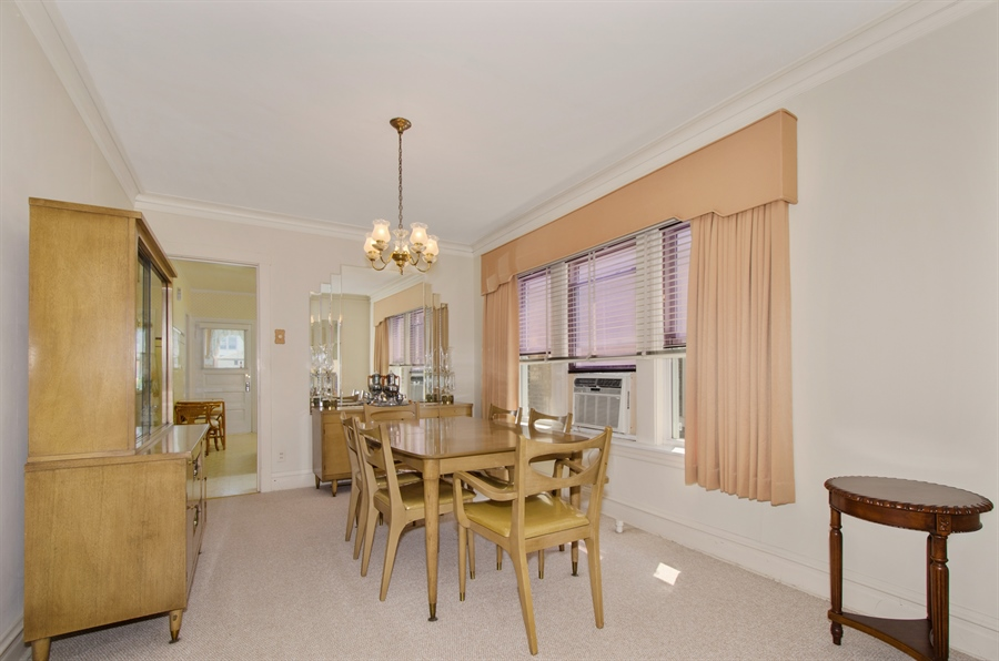 Real Estate Photography - 4247 N. Marmora Ave., Chicago, IL, 60634 - Dining Room #1