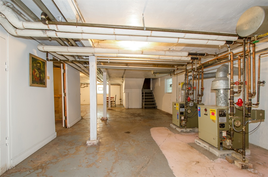 Real Estate Photography - 4247 N. Marmora Ave., Chicago, IL, 60634 - Basement