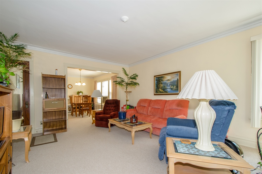Real Estate Photography - 4247 N. Marmora Ave., Chicago, IL, 60634 - Living Room / Dining Room #2