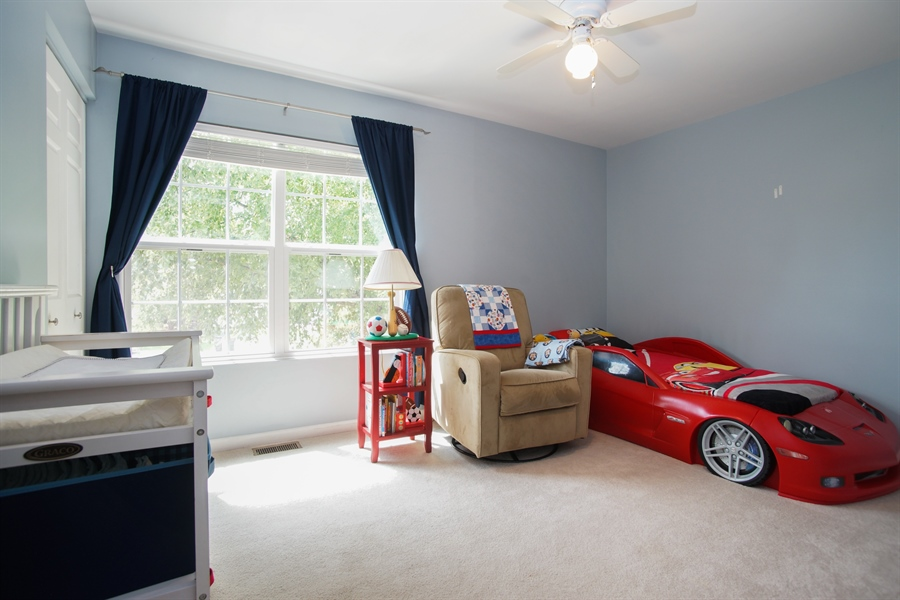 Real Estate Photography - 4 Weston Court, Streamwood, IL, 60107 - Bedroom