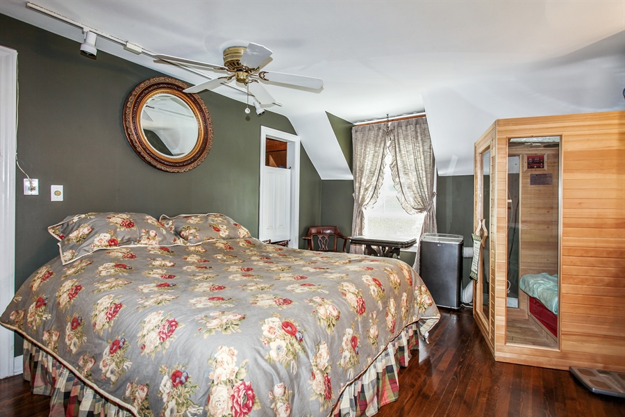 Real Estate Photography - 25550 W Cuba Rd, Barrington, IL, 60010 - Master Bedroom