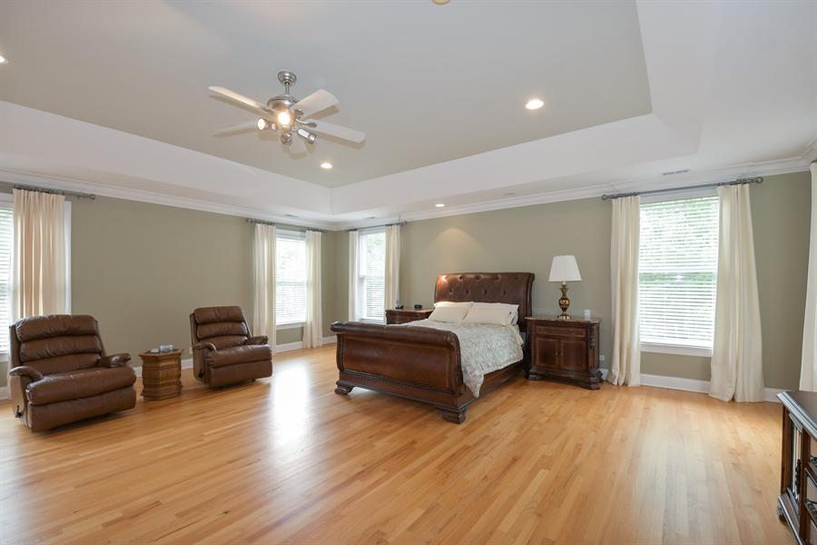 Real Estate Photography - 41 Scott Loop, Highland Park, IL, 60035 - Master Bedroom
