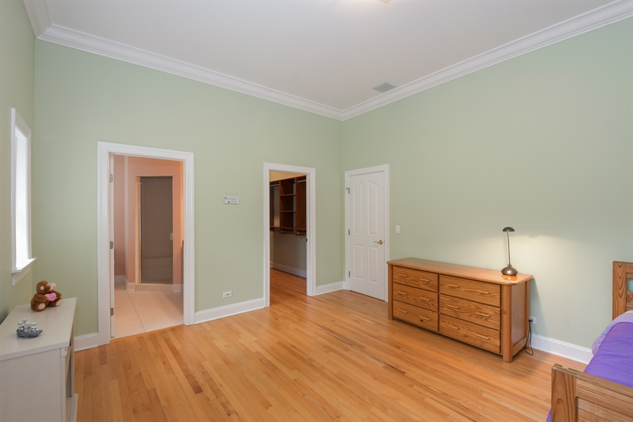 Real Estate Photography - 41 Scott Loop, Highland Park, IL, 60035 - 2nd Bedroom
