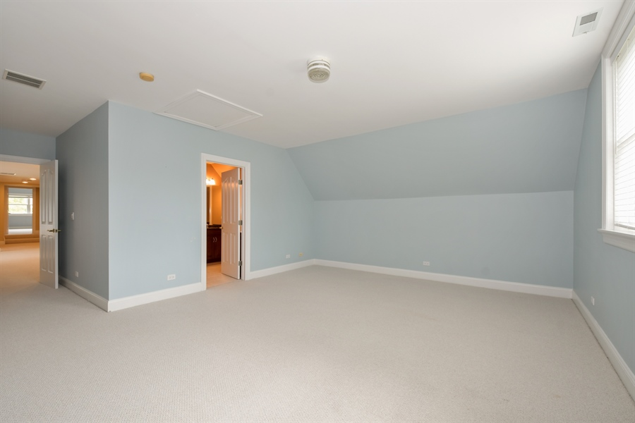 Real Estate Photography - 41 Scott Loop, Highland Park, IL, 60035 - 3rd Bedroom
