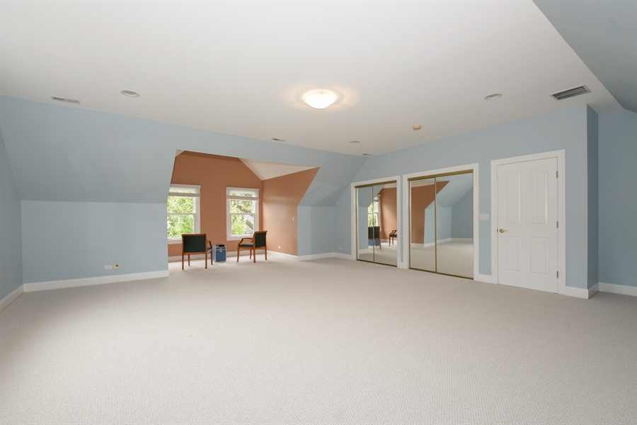 Real Estate Photography - 41 Scott Loop, Highland Park, IL, 60035 - 4th Bedroom