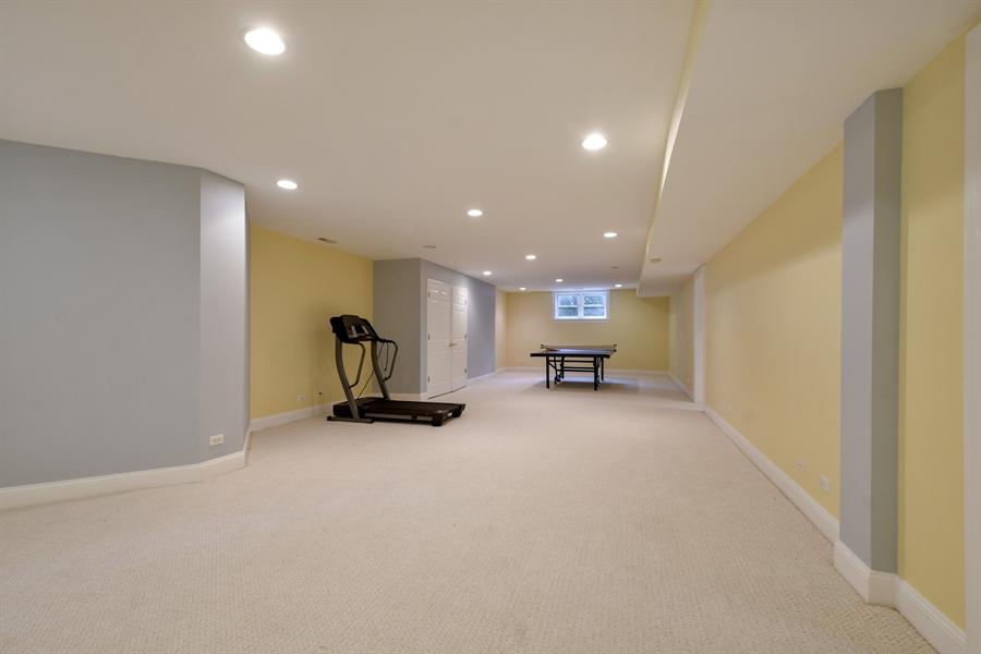 Real Estate Photography - 41 Scott Loop, Highland Park, IL, 60035 - Basement