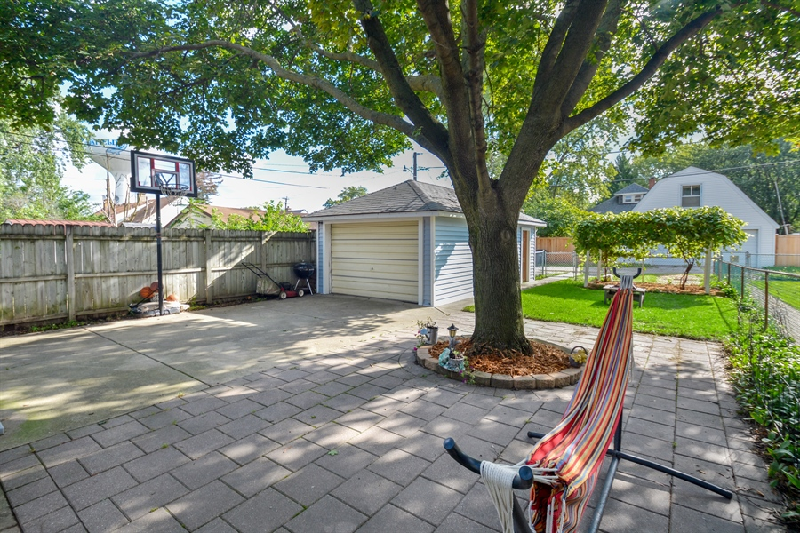 Real Estate Photography - 3923 Arthur Ave, Brookfield, IL, 60513 - Back Yard