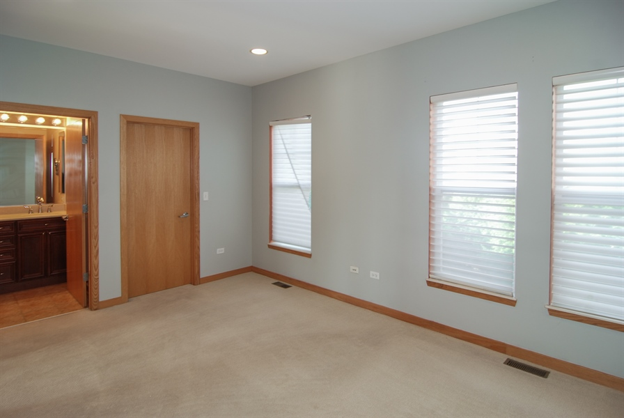 Real Estate Photography - 612 Grove Lane, Forest Park, IL, 60130 - Master Bedroom
