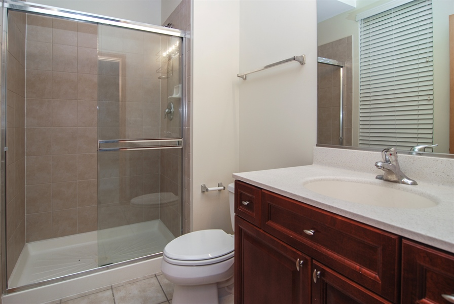Real Estate Photography - 612 Grove Lane, Forest Park, IL, 60130 - Bathroom