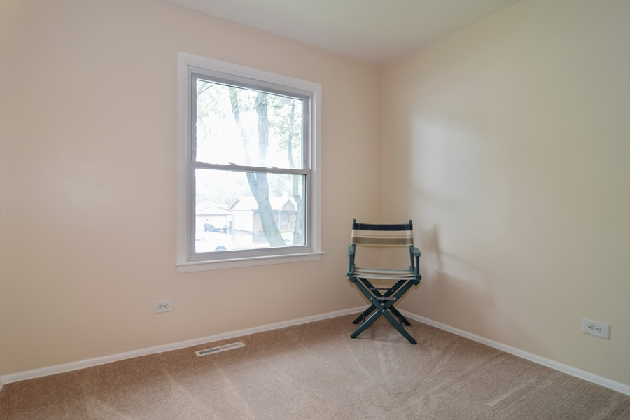 Real Estate Photography - 1885 Evergreen Ave, Hanover Park, IL, 60133 - Bedroom