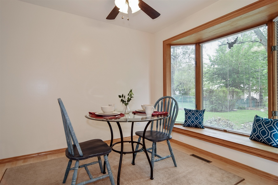 Real Estate Photography - 1885 Evergreen Ave, Hanover Park, IL, 60133 - Dining Room