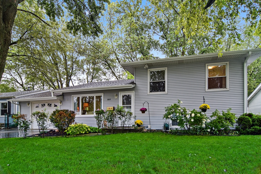 Real Estate Photography - 1885 Evergreen Ave, Hanover Park, IL, 60133 - Front View