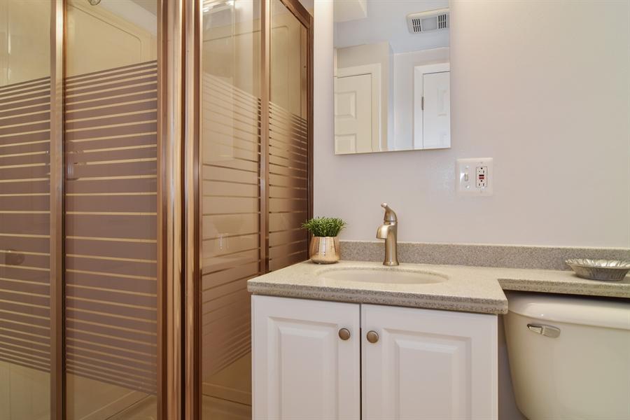 Real Estate Photography - 1885 Evergreen Ave, Hanover Park, IL, 60133 - Bathroom