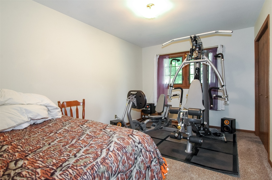 Real Estate Photography - 495 Betterway St, Keith, Mayville, WI, 53050 - 3rd Bedroom
