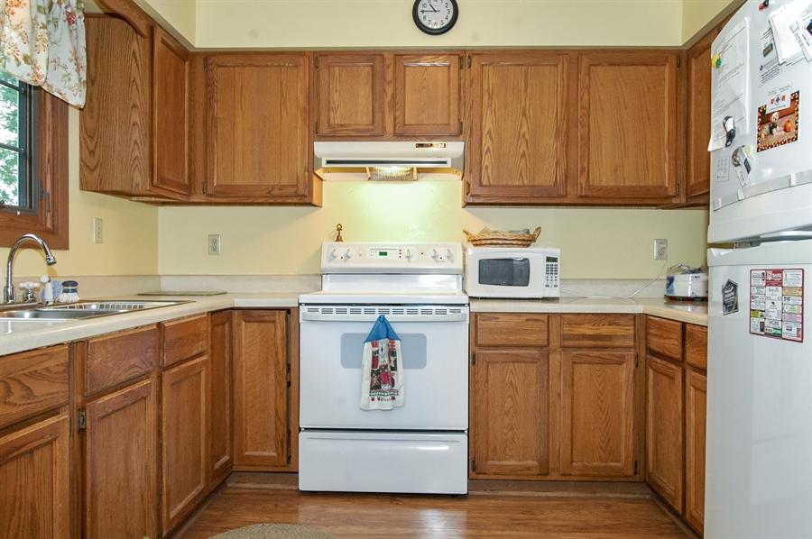Real Estate Photography - 495 Betterway St, Keith, Mayville, WI, 53050 - Kitchen