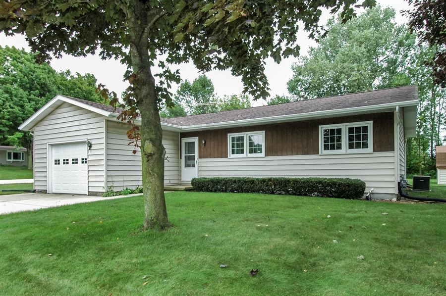 Real Estate Photography - 495 Betterway St, Keith, Mayville, WI, 53050 - Front View