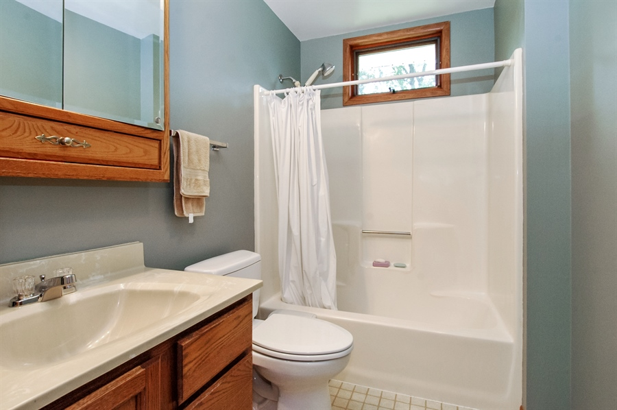 Real Estate Photography - 495 Betterway St, Keith, Mayville, WI, 53050 - Bathroom