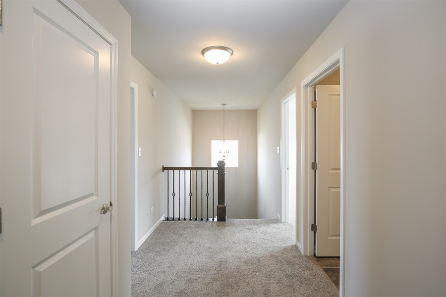 Real Estate Photography - 2724 w 86 Ave, Merrilville, IN, 46410 - Hallway