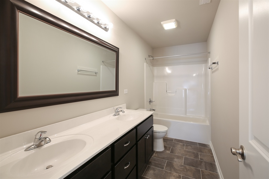 Real Estate Photography - 2724 w 86 Ave, Merrilville, IN, 46410 - Bathroom