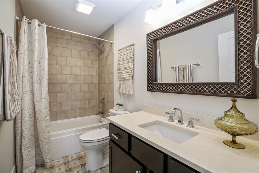 Real Estate Photography - 1025 Oak Grove Court, Crown Point, IN, 46307 - Bathroom