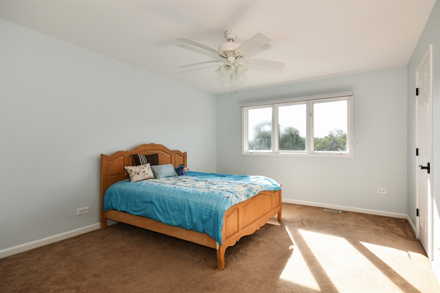 Real Estate Photography - 6n583 Promontory Ct, St Charles, IL, 60175 - 3rd Bedroom