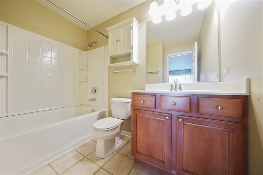 Real Estate Photography - 132 Morgann Gate Drive, Wood Dale, IL, 60191 - Master Bathroom