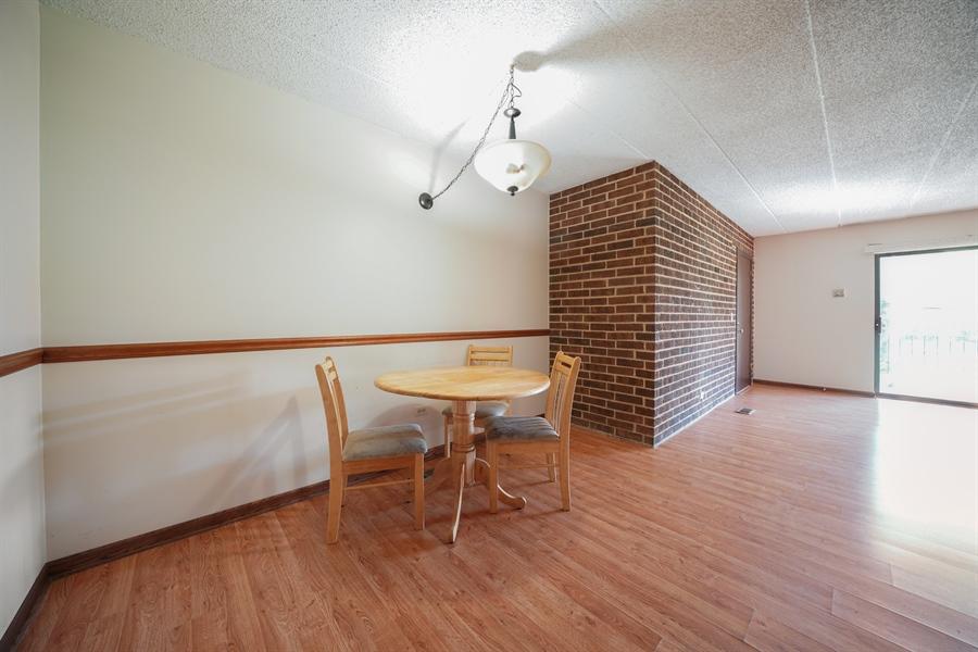 Real Estate Photography - 135 E Grand Ave, GF, Bensenville, IL, 60106 - Breakfast Area