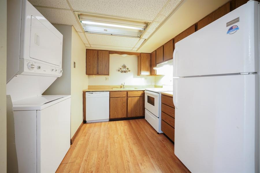 Real Estate Photography - 135 E Grand Ave, GF, Bensenville, IL, 60106 - Kitchen