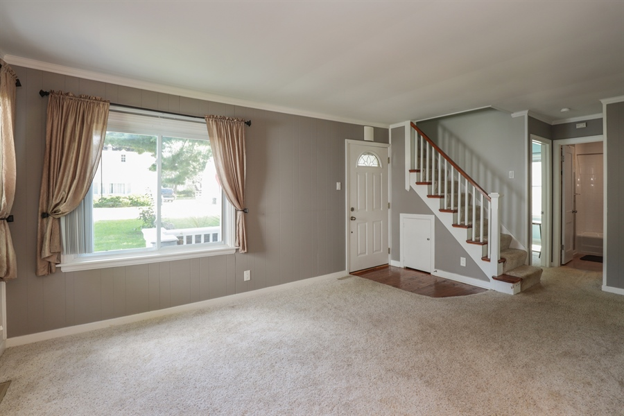 Real Estate Photography - 1428 Pine Grove Ave, Round Lake Beach, IL, 60073 - Living Room