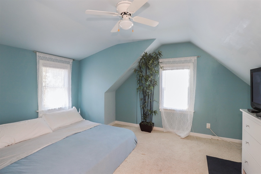 Real Estate Photography - 1428 Pine Grove Ave, Round Lake Beach, IL, 60073 - Master Bedroom