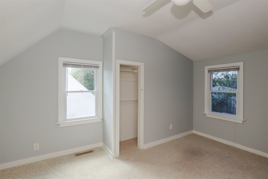 Real Estate Photography - 1428 Pine Grove Ave, Round Lake Beach, IL, 60073 - 2nd Bedroom