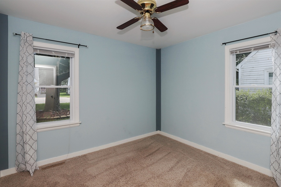 Real Estate Photography - 1428 Pine Grove Ave, Round Lake Beach, IL, 60073 - Bedroom
