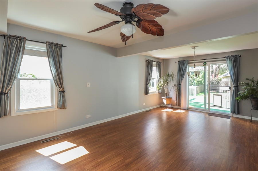 Real Estate Photography - 1428 Pine Grove Ave, Round Lake Beach, IL, 60073 - Dining Room