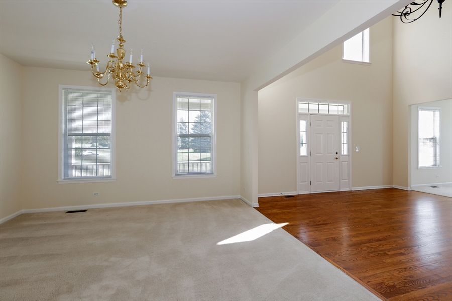 Real Estate Photography - 705 Goodman Ct, Barrington Hills, IL, 60010 - Dining Room