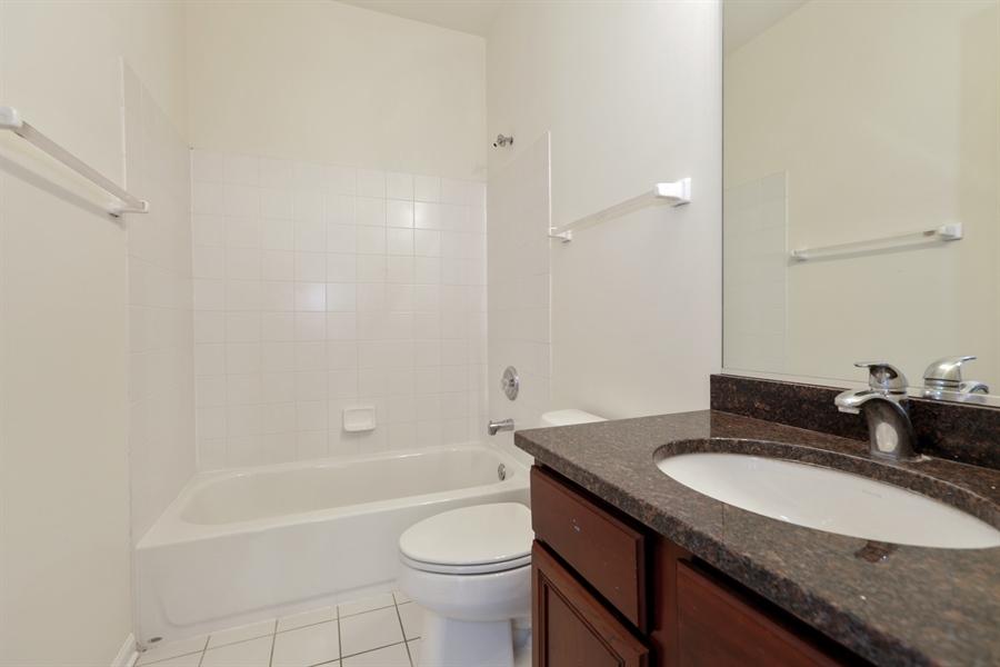 Real Estate Photography - 705 Goodman Ct, Barrington Hills, IL, 60010 - First Floor Bathroom