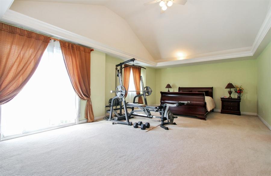 Real Estate Photography - 1710 W Oakton, Arlington Heights, IL, 60004 - Master Bedroom