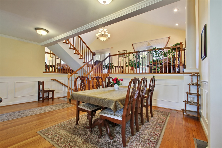 Real Estate Photography - 1710 W Oakton, Arlington Heights, IL, 60004 - Dining Room