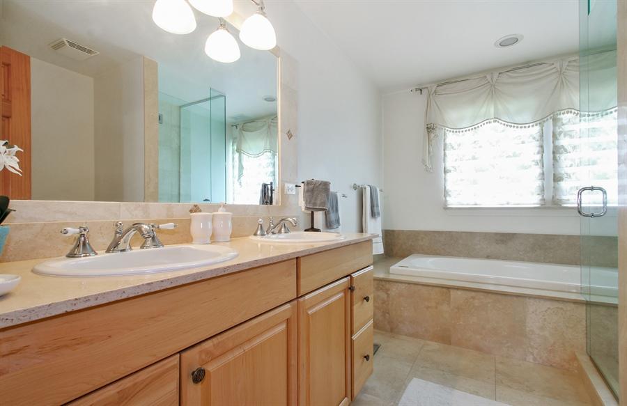 Real Estate Photography - 1710 W Oakton, Arlington Heights, IL, 60004 - Bathroom