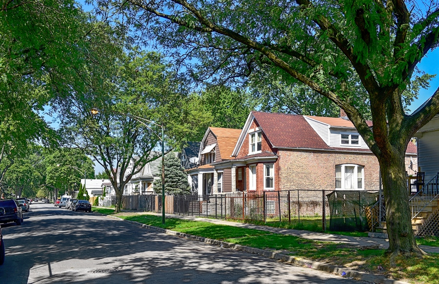Real Estate Photography - 6640 S Wolcott, Chicago, IL, 60636 - Neighborhood