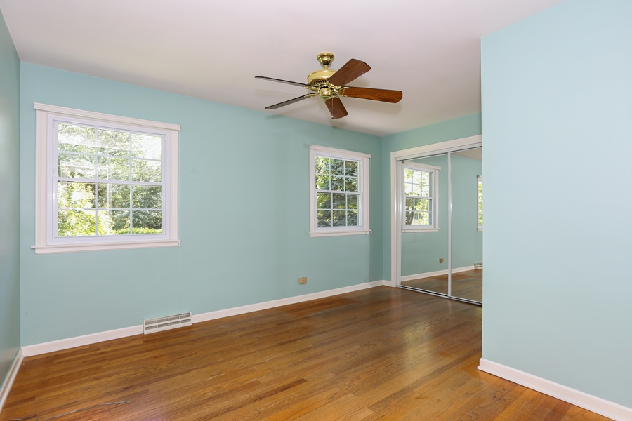 Real Estate Photography - 600 Franklin St., Hinsdale, IL, 60521 - Bedroom 2