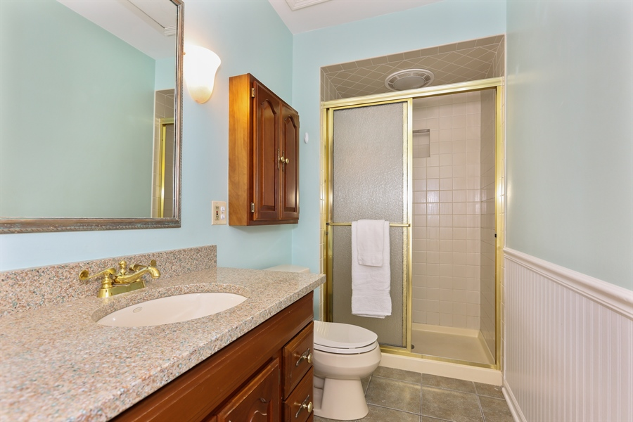 Real Estate Photography - 600 Franklin St., Hinsdale, IL, 60521 - Bathroom 2