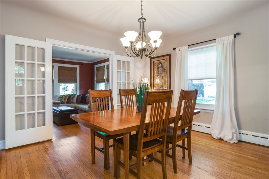 Real Estate Photography - 928 S. Harvard Ave., Villa Park, IL, 60181 - Dining Room