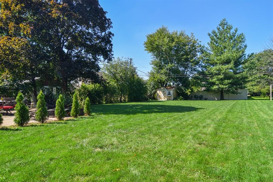 Real Estate Photography - 928 S. Harvard Ave., Villa Park, IL, 60181 - Back Yard