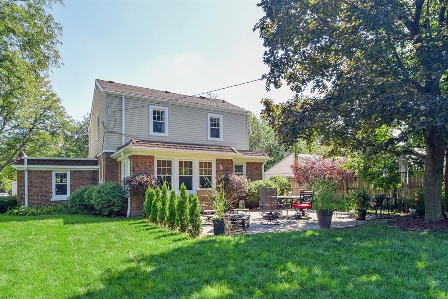 Real Estate Photography - 928 S. Harvard Ave., Villa Park, IL, 60181 - Rear View