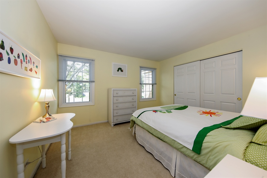 Real Estate Photography - 2510 Mill Creek Ln., Rolling Meadows, IL, 60008 - 3rd Bedroom