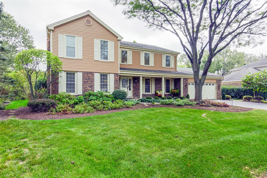 Real Estate Photography - 2510 Mill Creek Ln., Rolling Meadows, IL, 60008 - Front View
