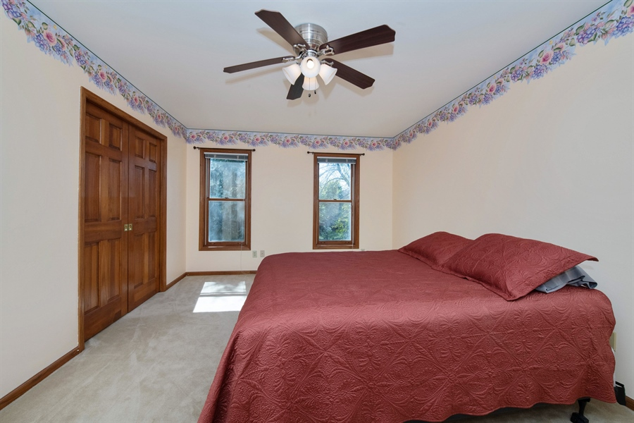 Real Estate Photography - 9326 W Stanford Ct, Mequon, WI, 53097 - Master Bedroom