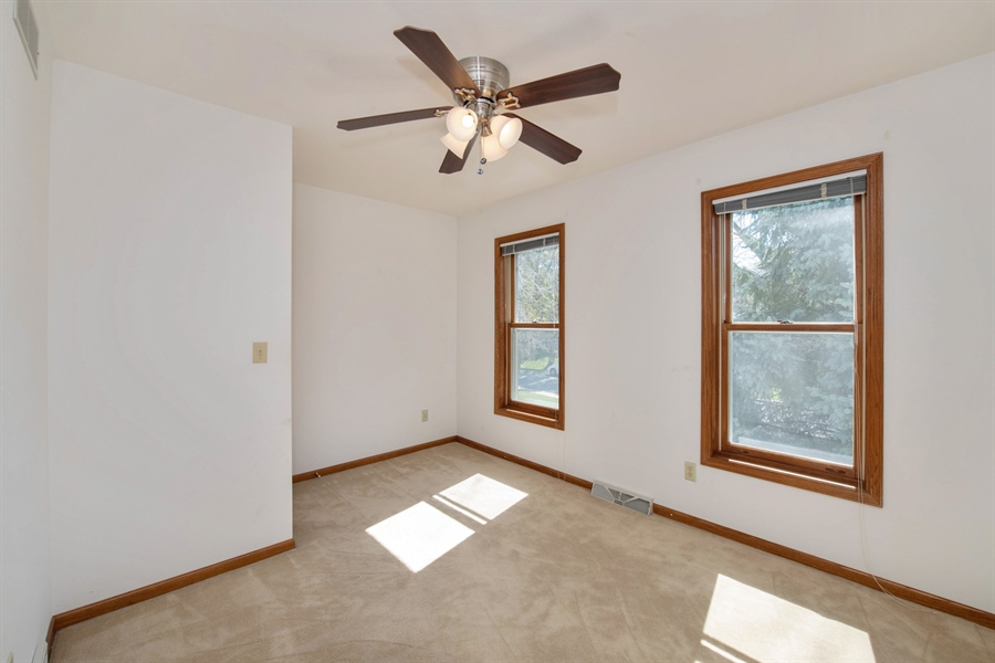Real Estate Photography - 9326 W Stanford Ct, Mequon, WI, 53097 - 2nd Bedroom
