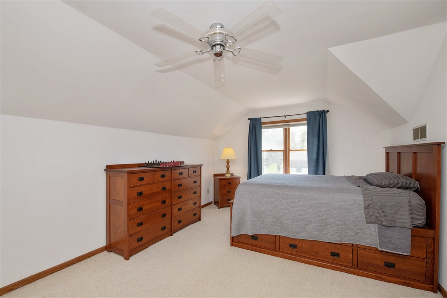 Real Estate Photography - 9326 W Stanford Ct, Mequon, WI, 53097 - 3rd Bedroom