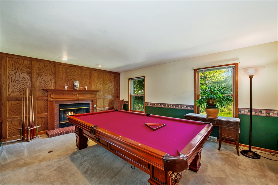 Real Estate Photography - 9326 W Stanford Ct, Mequon, WI, 53097 - Family Room